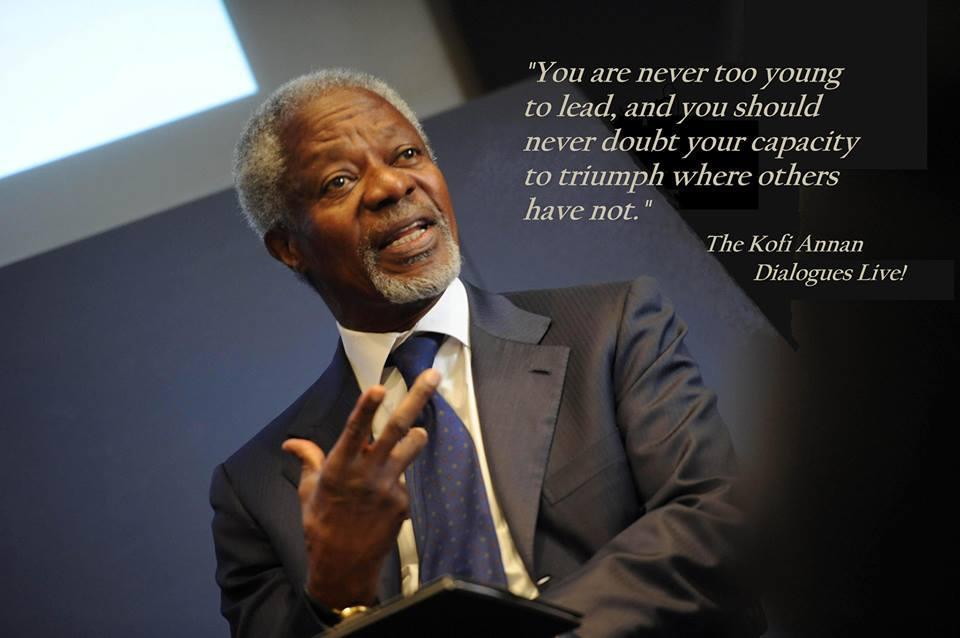 Kofi Annan's quote #4