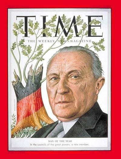 Konrad Adenauer's quote #2