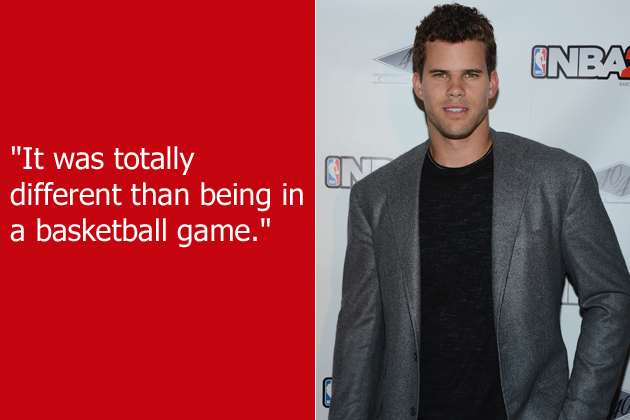 Kris Humphries's quote #2