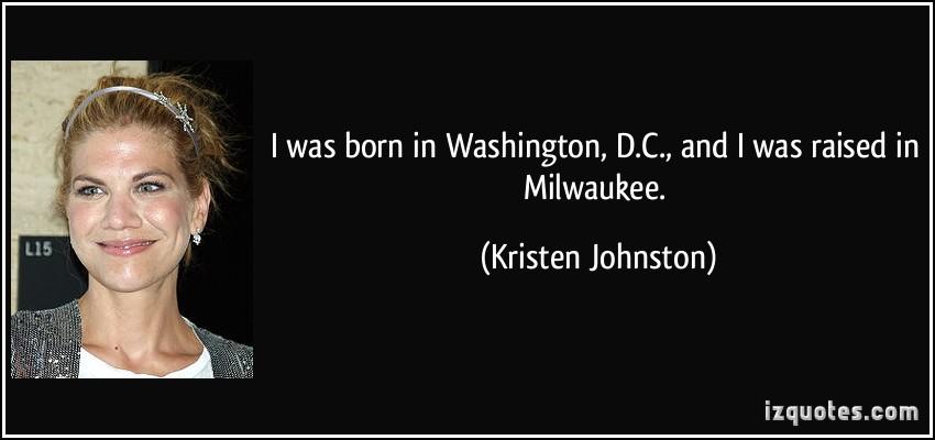 Kristen Johnston's quote #5