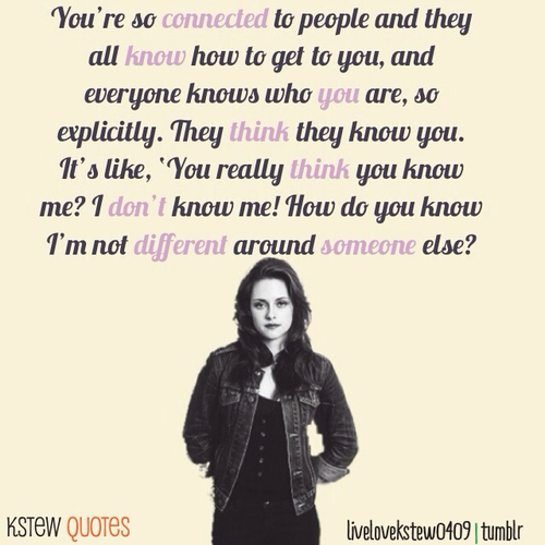 Kristen Stewart's quote #7