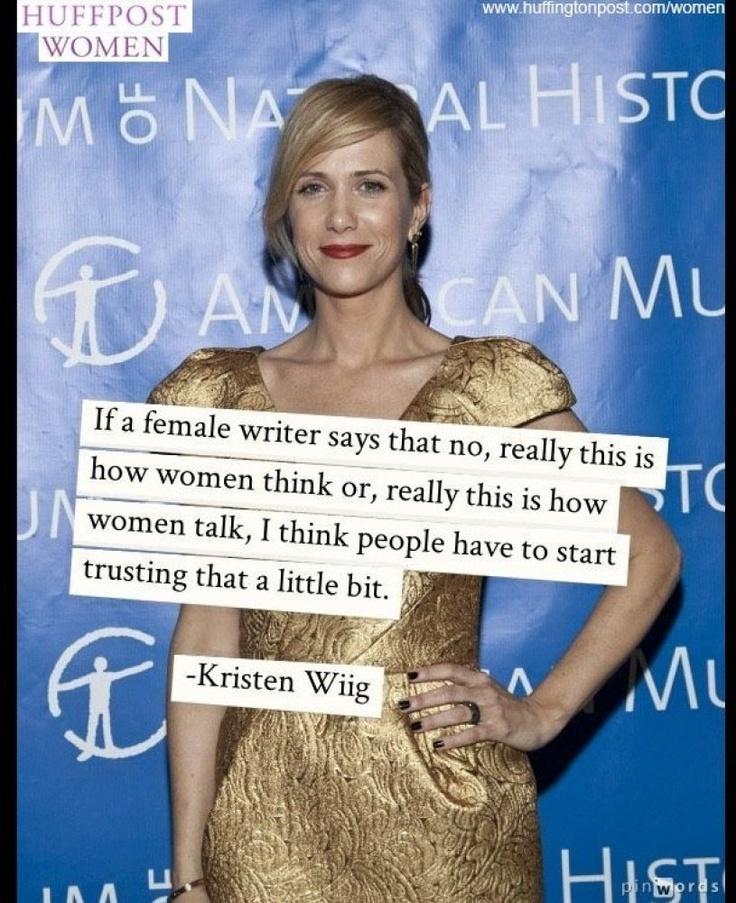 Kristen Wiig's quote #4