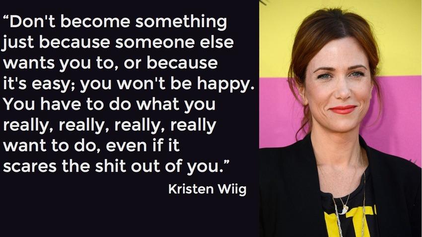 Kristen Wiig's quote #5