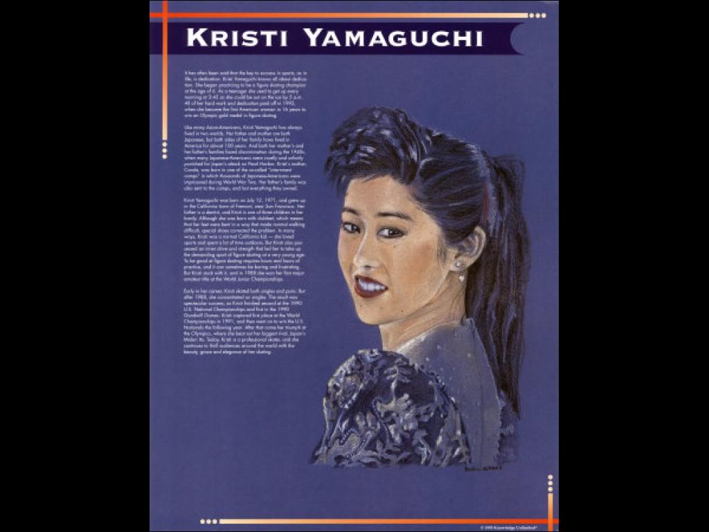 Kristi Yamaguchi's quote #1