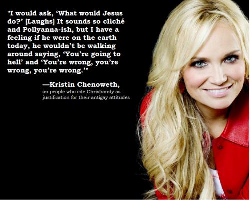 Kristin Chenoweth's quote #1