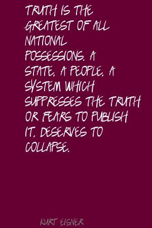 Kurt Eisner's quote #1