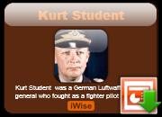 Kurt Student's quote #2