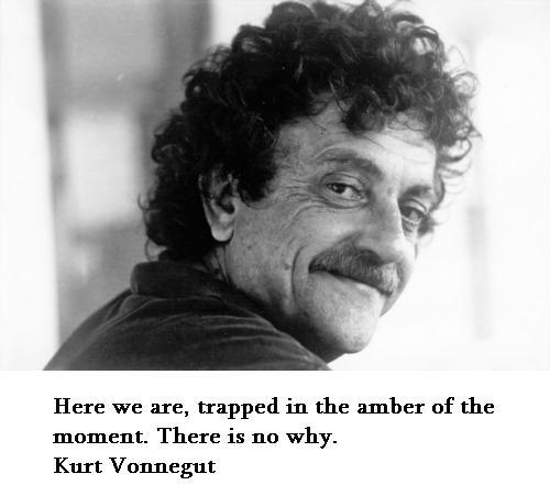 Kurt Vonnegut's quote #2