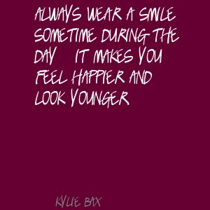 Kylie Bax's quote #7