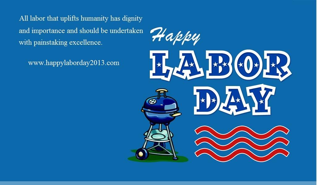 Labor Day quote #2