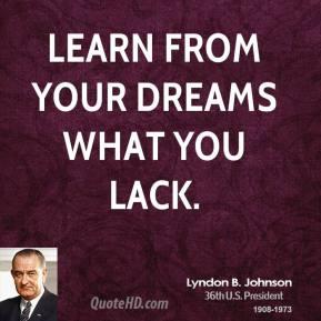 Lack quote #6