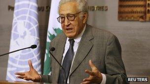 Lakhdar Brahimi's quote #8