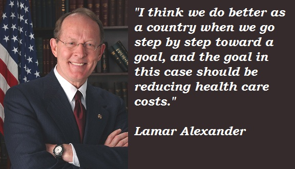 Lamar Alexander's quote #6