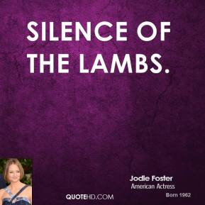 Lambs quote #1