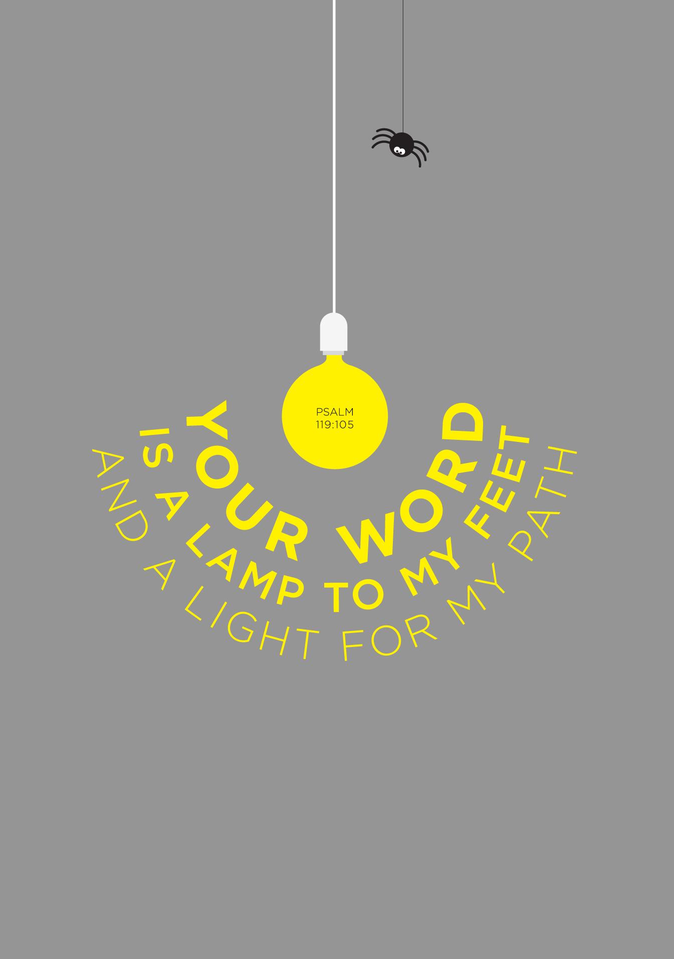 Lamp quote #1