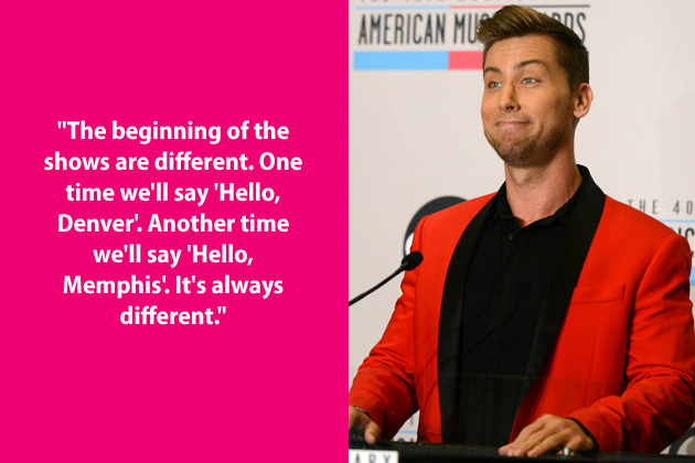 Lance Bass's quote #4