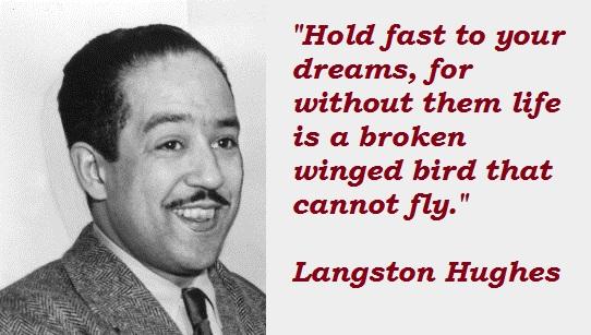 Langston Hughes's quote #5