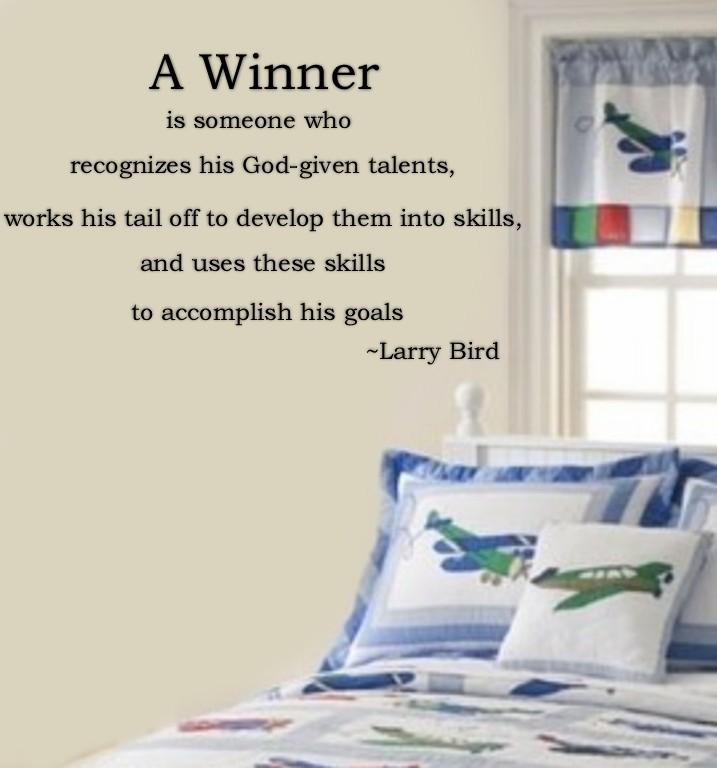 Larry Bird's quote #3