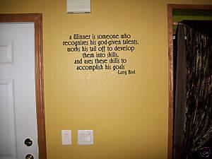 Larry Bird's quote #8