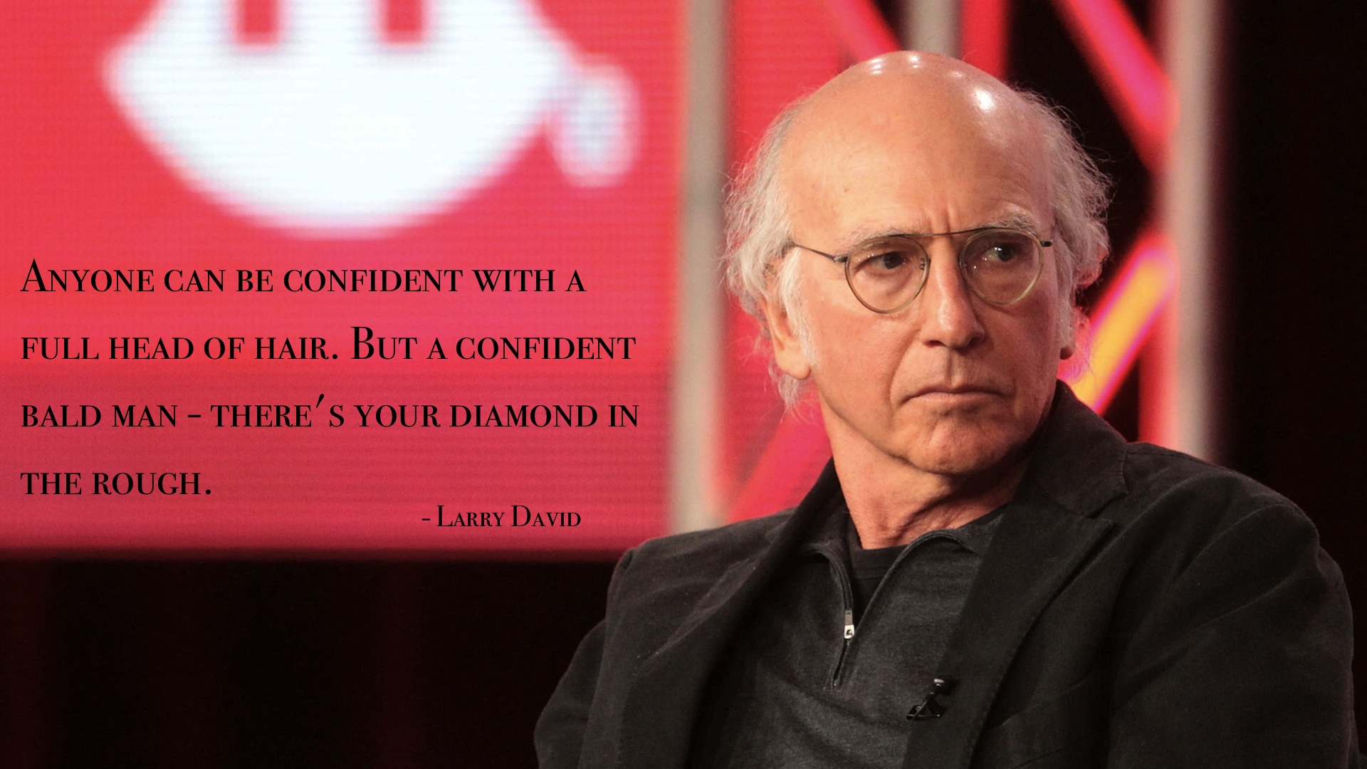 Larry David's quote #7