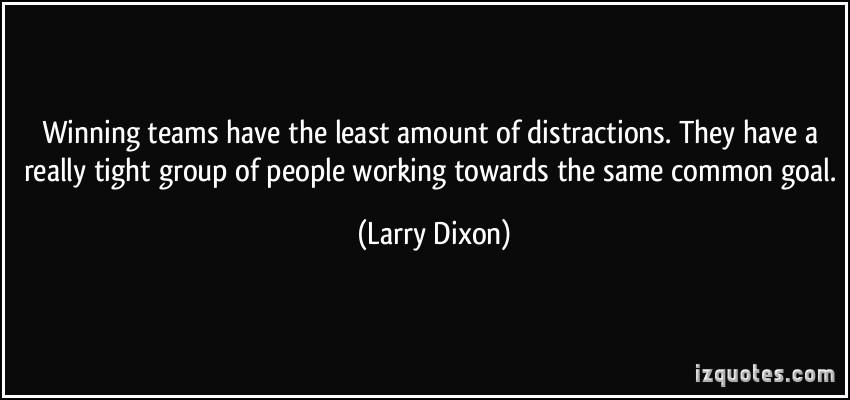 Larry Dixon's quote #1