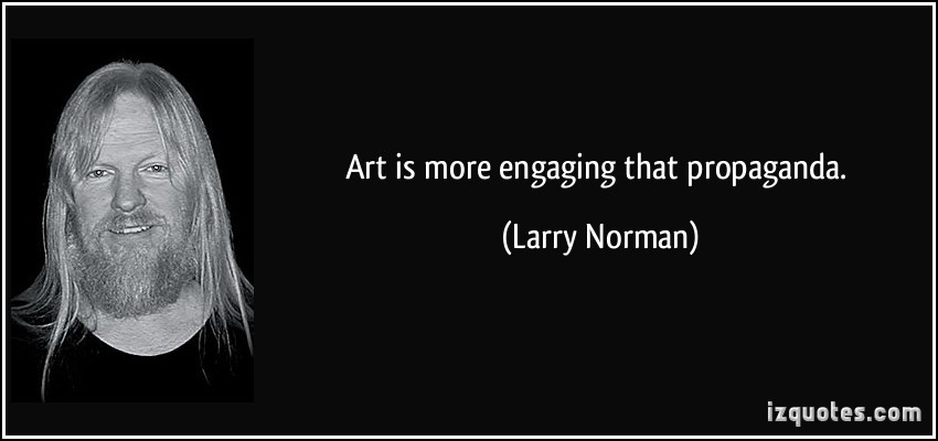 Larry Norman's quote #1
