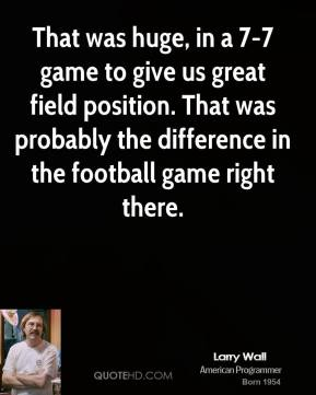 Larry Wall's quote #2