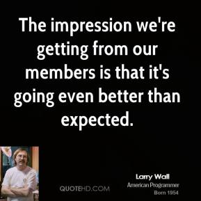 Larry Wall's quote #3