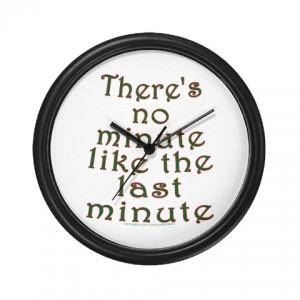 Last-Minute quote #2