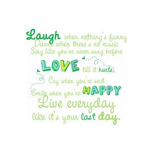 Laugh quote #1
