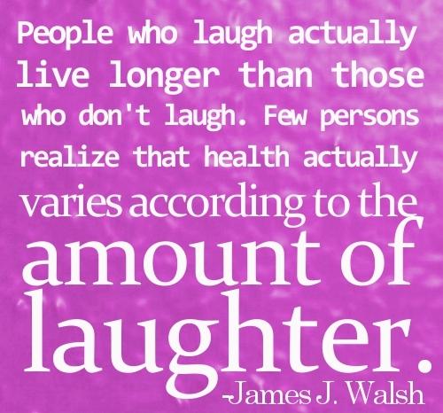 Laugh quote #5