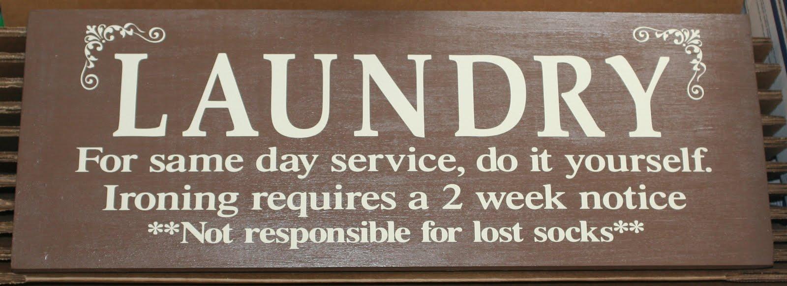 Laundry quote #1