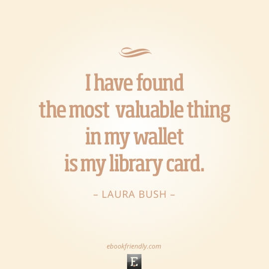 Laura Bush quote #1