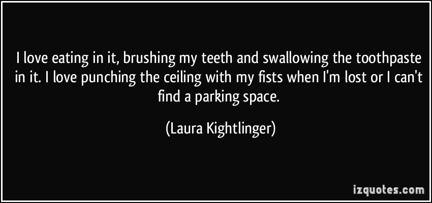 Laura Kightlinger's quote #3