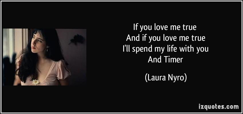 Laura Nyro's quote #1