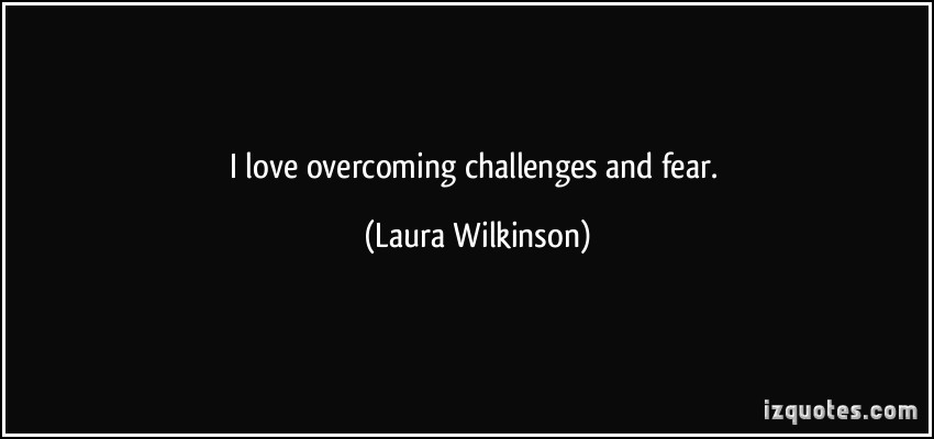 Laura Wilkinson's quote #2