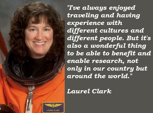 Laurel Clark's quote #1