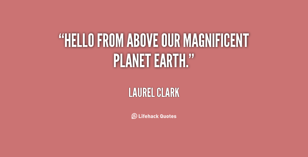 Laurel Clark's quote #6