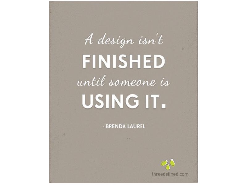 Laurel quote #2