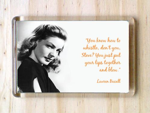 Lauren Bacall's quote #7