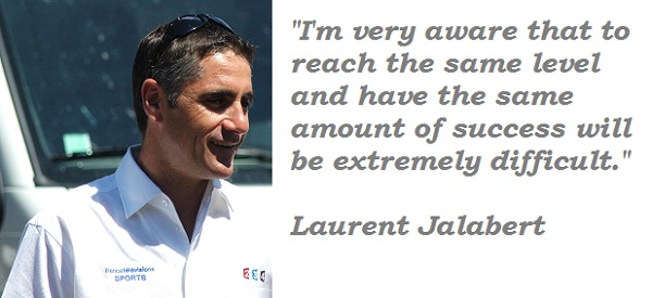 Laurent Jalabert's quote #3