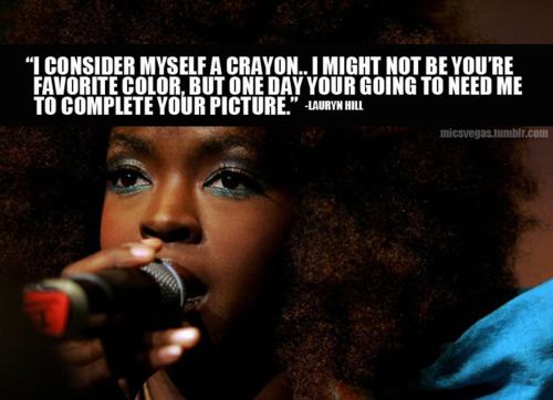 Lauryn Hill quote #1