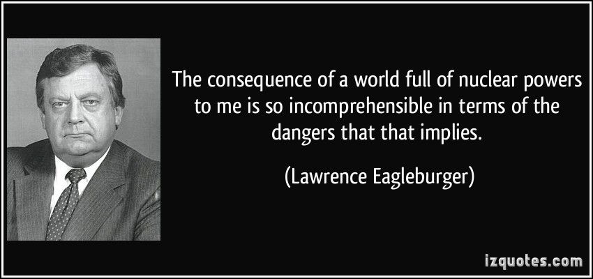 Lawrence Eagleburger's quote #3