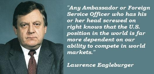 Lawrence Eagleburger's quote #7