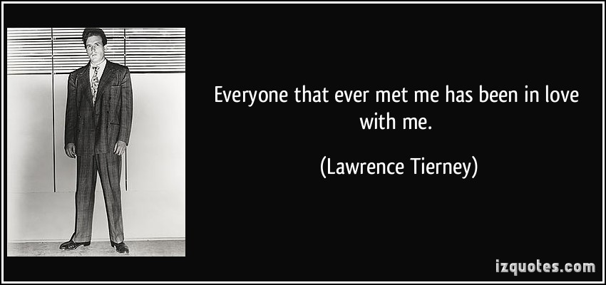 Lawrence Tierney's quote #2