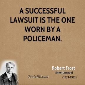 Lawsuit quote #1