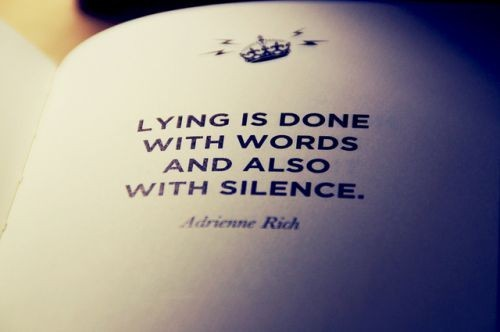 Laying quote #1
