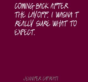 Layoff quote #2