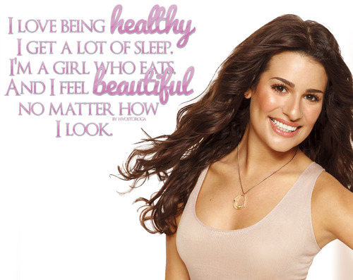 Lea Michele's quote #7