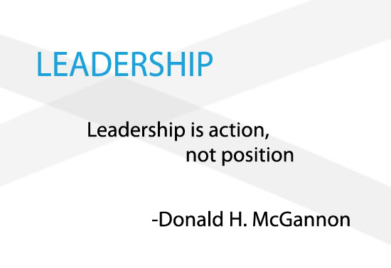 Leadership quote #2